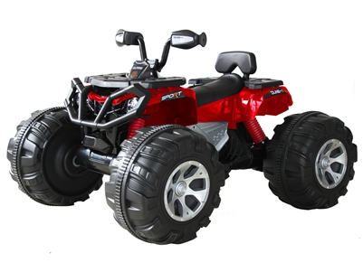Sasquatch Toy ATV