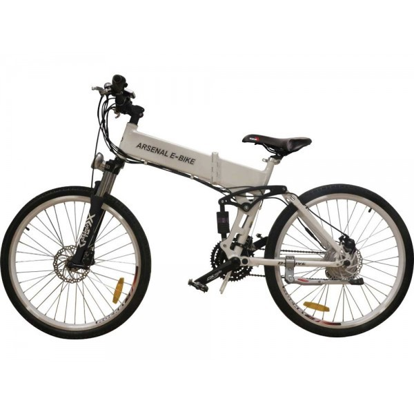 Arsenal E-Bike